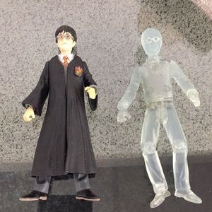 Harry Potter collection action figures